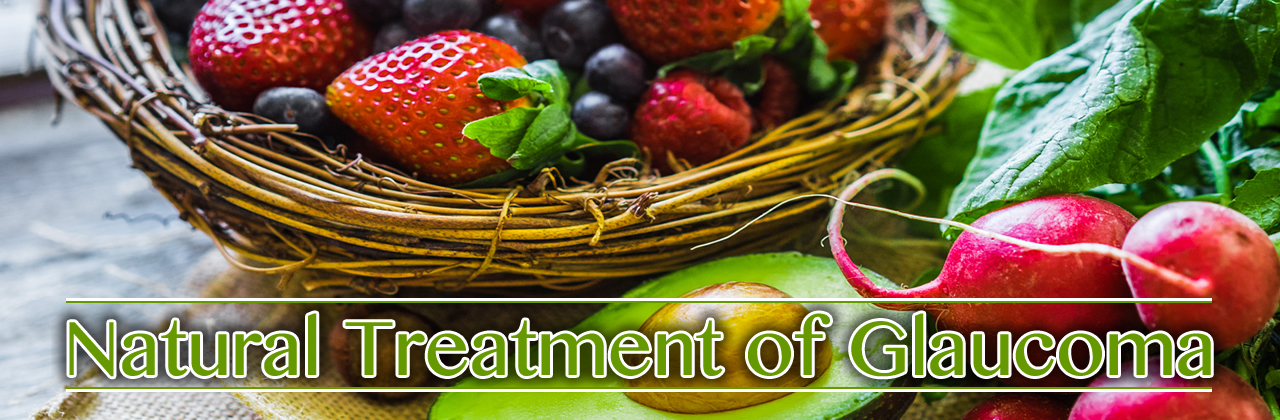Natural Treatment of Glaucoma