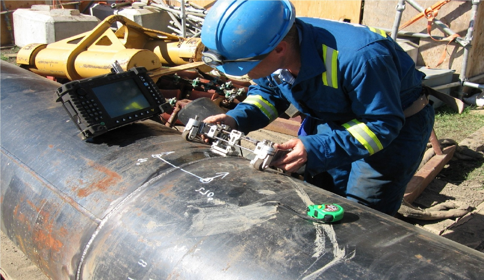 Pipeline Inspection Service
