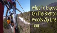 What To Expect On The Bretton Woods Zip Line Tour