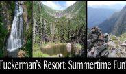 Tuckerman's Resort in NH: Summertime Fun!